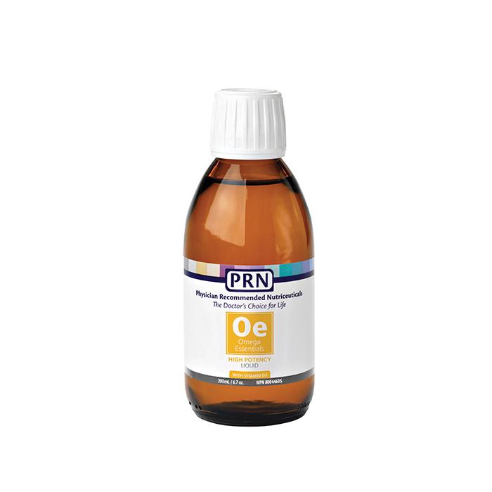 Omega Essentials High Potency Liquid